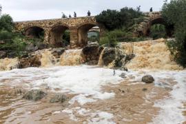 Las reservas hídricas de Ibiza llegan al 57 % en un otoño protagonizado por la lluvia