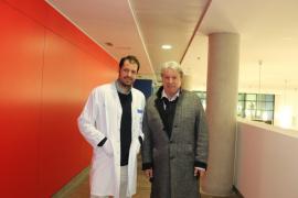 La Unidad de Enfermedades Autoinmunes Sistémicas de Can Misses, acreditada por la Sociedad Española de Medicina Interna