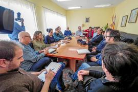 Cinco de los nueve menores llegados en patera a Ibiza serán trasladados a Palma
