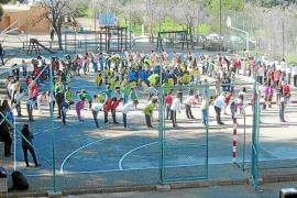 Las obras de la primera fase de ampliación del colegio Sant Carles, a punto de empezar