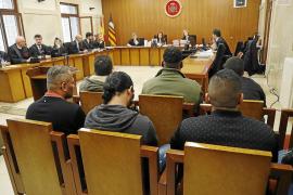 Visto para sentencia el juicio contra los narcos que perdieron 83 kilos de cocaína en Formentera