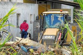 La Guardia Civil inspecciona y remueve tierras en la «zona cero» del caso Nuria Ester