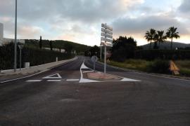Sant Josep destina 537.375 euros a mejorar el firme de las carreteras del municipio