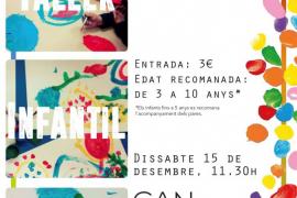El Museu Can Prunera acoge un taller infantil de arte