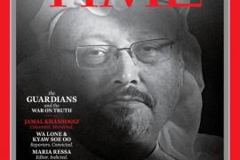Khashoggi, Persona del Año 2018