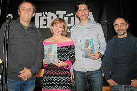 Sandra Santana presenta un nuevo libro