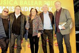 Entrega de los Premis Enderrok de música