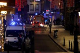 Eurodiputados españoles, atrapados en el Parlamento tras el tiroteo en Estrasburgo: «Estamos bien»