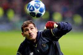 Casillas da que hablar con su portugués