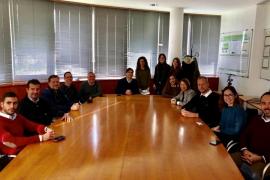 Ibiza visita la ciudad de Porto (Portugal) para conocer su sistema de gestión de residuos