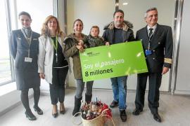 Aena asegura que todavía hay «margen de crecimiento» en el aeropuerto de Ibiza