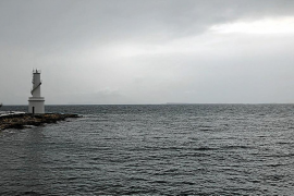 Vuelve la alerta naranja por viento y fenómenos costeros en las Pitiusas