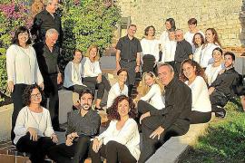 Amics de sa Música protagoniza esta noche el Concierto de Navidad del Museo Monográfico de Puig des Molins