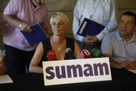 La exdiputada del PP Aina Aguiló