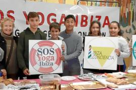 Jornada solidaria de puertas abiertas en el IES Sa Blanca Dona
