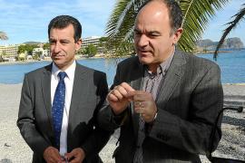 Biel Company: «Es una suerte tener a gente como Vicent Marí en Ibiza»