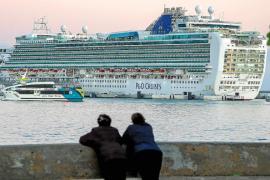 Ibiza cierra la temporada de cruceros en pleno mes de diciembre