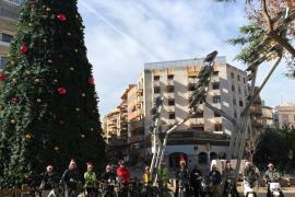Segunda marcha por la ciudad de Eivissa para fomentar la movilidad eléctrica