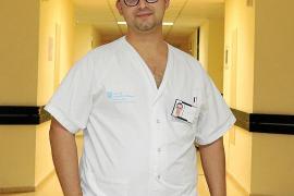 Carlos Tur Rubio: «Lloré cuando vi a un paciente que venía emocionado a recibir un corazón»