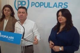 El PP presenta enmiendas a los Presupuestos de la Comunitat por valor de 44 millones de euros en inversiones para Ibiza