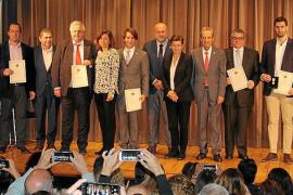 Entrega de premios de Fomento del Turismo