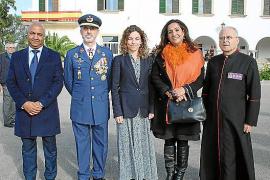 El Ejército del Aire celebra la Virgen de Loreto