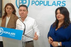 El PP quiere que el Govern destine 44 millones de euros más a la isla de Ibiza