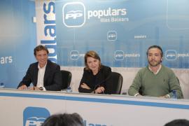 Junta Territorial del Partido Popular en Palma