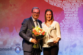 Ana Ferrer vuelve a ser la mejor