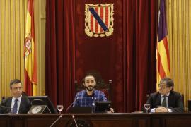El pleno del Parlament balear no aprueba ninguna enmienda a la partida de Innovación, Investigación y Turismo