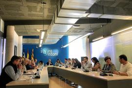 Aqualia y Acciona frenan la nueva contrata del agua en Sant Antoni