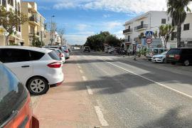Los vecinos de Sant Ferran alertan que ejecutar las obras de la carretera en dos fases «creará problemas»