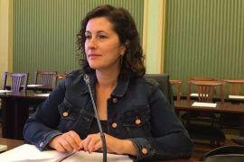 La diputada de GxF Sílvia Tur censura que no se la dejase votar por amamantar a su hijo