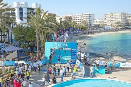 Hï Ibiza, volcado con el Ibiza Marathon