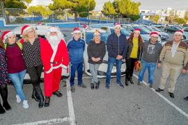 Los taxistas más solidarios de Ibiza