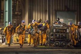 Ya son 13 los muertos por la explosión de metano en una mina de República Checa