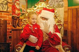 Papá Noel nunca defrauda