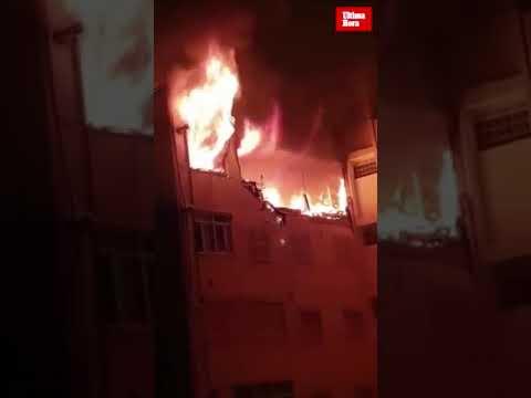 Un herido crítico tras una explosión que ha incendiado un piso en Palma