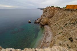 El cadáver hallado en Cap Martinet es de un vecino de Santa Eulària de 58 años