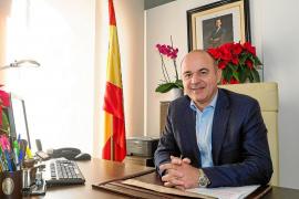 Vicent Marí: «Cualquier competencia que se pueda ejercer desde Ibiza es bienvenida si hay financiación necesaria»