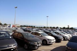 Condenada a seis meses de prisión una mujer por no devolver un coche de alquiler