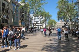 Estados Unidos alerta del riesgo de atentado terrorista en Las Ramblas de Barcelona