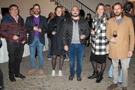 Entrega de los Premios Manto Negro de la DO Binissalem