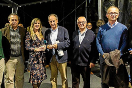 Entrega de los premios de Gaceta Náutica