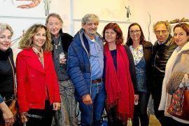 Exposición en la galería Aina Pastor