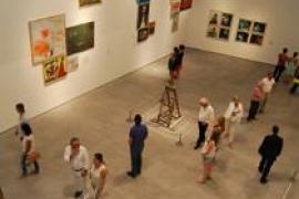 Jornada de puertas abiertas en Es Baluard con motivo de las fiestas de Sant Sebastià 2019