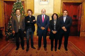 Entrega de los Premis Mallorca de Creació Literària