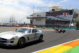 Gran Premio de Valencia de Fórmula 1