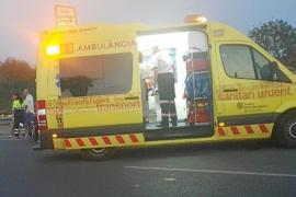 Un joven de 24 años eleva a nueve la cifra de motoristas muertos este año en las Pitiusas
