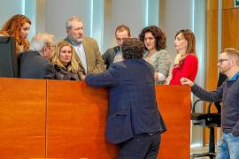 Aplazada la aprobación de la prórroga de las concesiones de transporte público de Ibiza